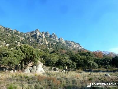 Sierra de la Cabrera - Pico de la Miel; senderismo madrid grupos; senderismo organizado
